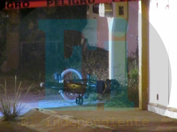 Ciclista es asesinado a balazos en el Fraccionamiento Casas de Altos