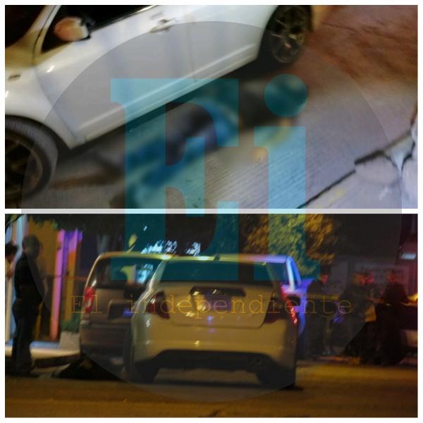 Joven es acribillado mientras conducía su auto en el Infonavit La Pradera