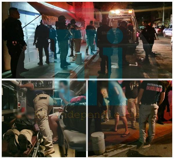 Madre e hijo son baleados en intento de robo a tienda en Zamora