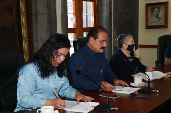 Aprueban Cuenta Pública del 3er trimestre en Zamora