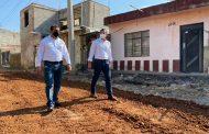 Gobierno de Jacona continúa con el mejoramiento de caminos en el municipio