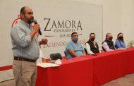 Continuarán campañas contra el Dengue y COVID en Zamora