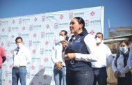 Adriana arranca proyecto para respaldar a trabajadores del SAPA Jacona