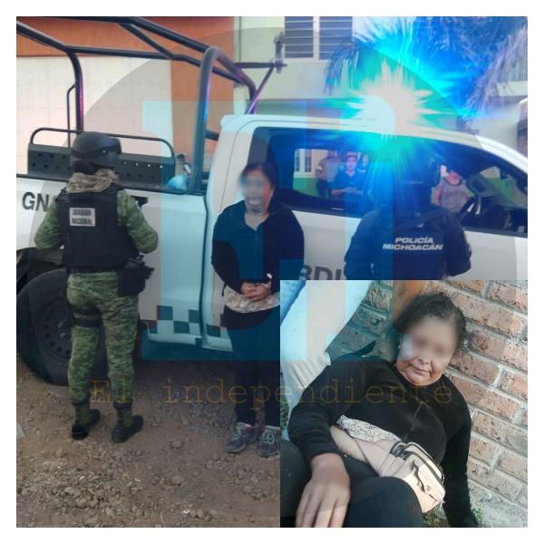 Falsa trabajadora social, es detenida por vecinos tras intentar robar a una bebé