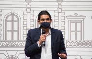 Arturo Hernández propone soluciones a los ayuntamientos para garantizar derecho al alumbrado público