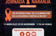 Arrancan mañana actividades por la eliminación de la violencia de género