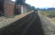 Benefician caminos sacacosechas a decenas de productores en Zamora