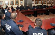 Tiene Zamora 29 nuevos elementos de Seguridad Pública