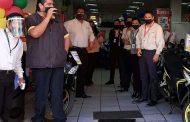 Arrancó operativo para clausurar establecimientos sin medidas sanitarias en Zamora