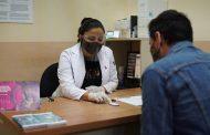 Intensificará SSM la aplicación de pruebas rápidas de VIH