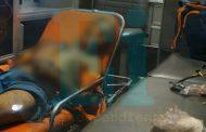 Joven muere en una ambulancia tras ser baleado en la colonia La Libertad