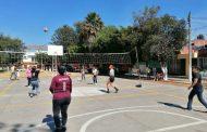 Promueven  deporte para erradicar violencia intrafamiliar en Zamora