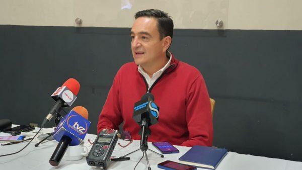 Necesario ciudadanizar la política con los mejores liderazgos: Carlos Soto