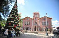 Con medidas sanitarias, en Jacona celebran la Navidad