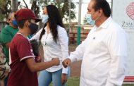 Avanza Ario de Rayón en Salud, deporte y seguridad