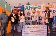 Tangancícuaro se sumó a los esfuerzos del CRI-Promoton
