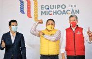 El gran equipo por Michoacán, un reclamo de la sociedad