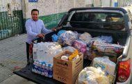 Más de una tonelada de alimentos no perecederos logró recaudar SEDESOH Zamora