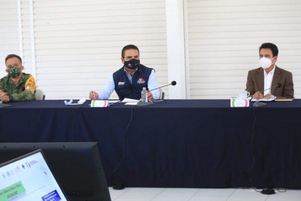 Acuerdan Operación Conjunta Michoacán para fortalecer seguridad