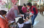 Niños discapacitados reciben apoyo en DIF Zamora