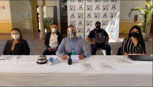 En Ixtlán habrá multas, sanciones y prisión a ciudadanos que no cumplan con lineamientos