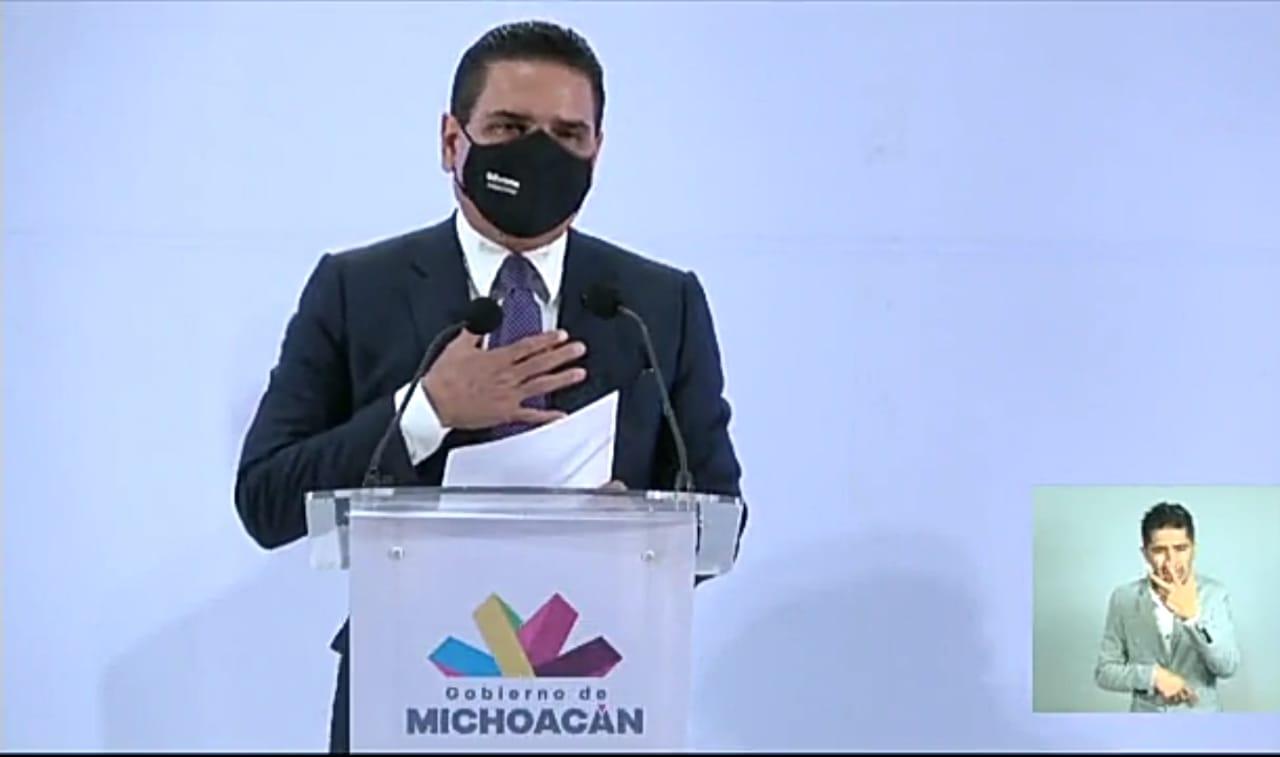 Anuncian cierre parcial de actividades por COVID; Zamora tendrá que acatar medida