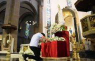 No habrá misas dominicales con gente y entre semana tendrán aforo de 40%