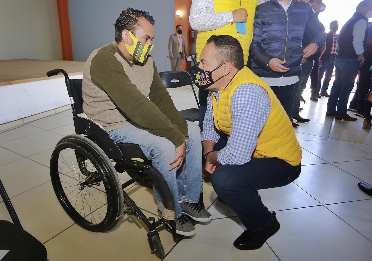 Unidad para seguir avanzando: Carlos Herrera