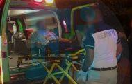 Motociclista es baleado en violento robo; hay un detenido