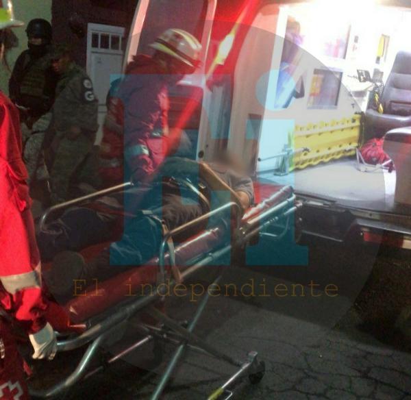 Trabajador de Aseo Publico es baleado en violento robo, en Zamora