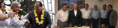 Raúl Morón, candidato del dedazo y la corrupción
