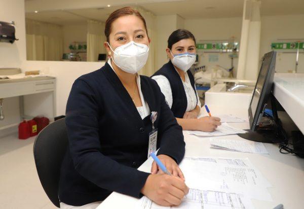 Hay déficit de enfermeras en Michoacán, evidente en tiempos de pandemia