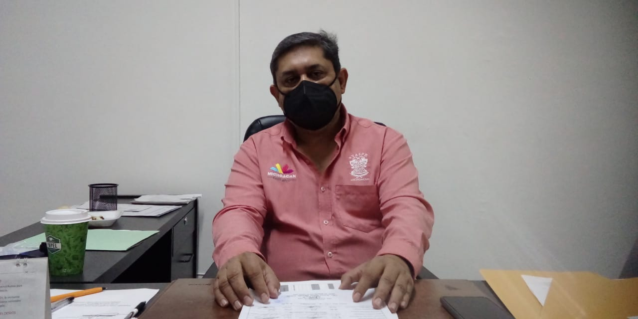Solicitudes de actas de defunción por COVID no cesan en registro civil de Zamora