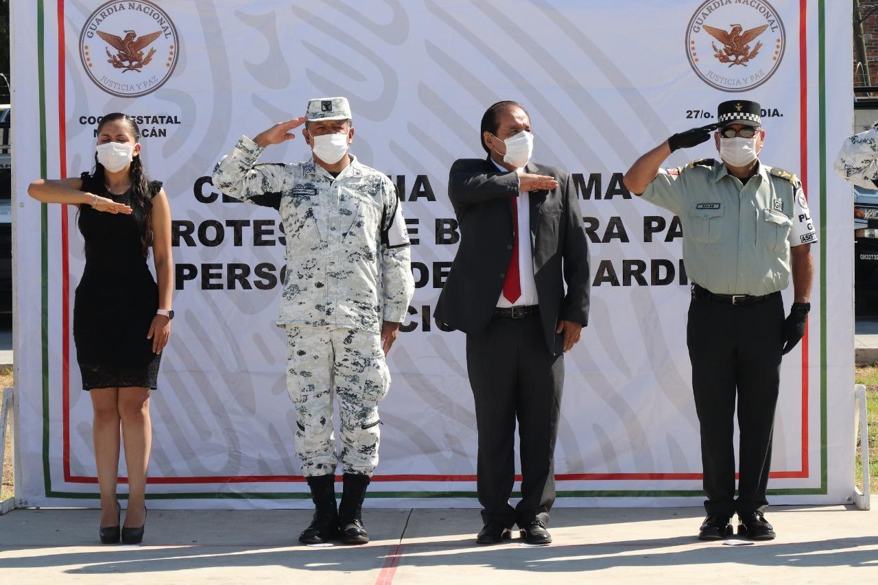 Inaugurará AMLO cuartel de la Guardia Nacional en Zamora