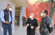 Acuerdan autoridades civiles y religiosas acciones contra el COVID