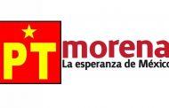 MORENA y PT contenderán juntos en Zamora por Presidencia Municipal y Diputación Local