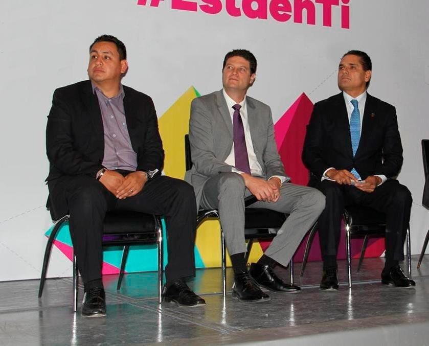 PRD Michoacán invita a Alfonso Martínez para que sea su candidato a la Presidencia Municipal de Morelia