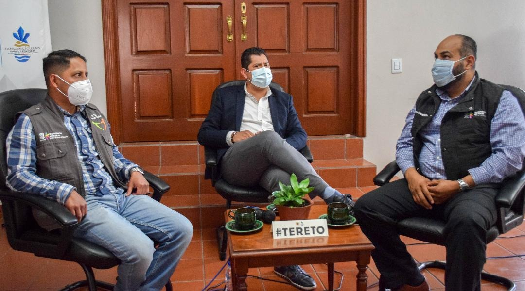 Tangancícuaro anuncia nuevas medidas para combatir COVID-19