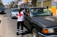 Arrancó colecta anual de Cruz Roja, pretenden recaudar 200 mil pesos en Zamora