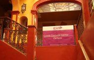 IEM quedó instalado prácticamente en el centro de Zamora