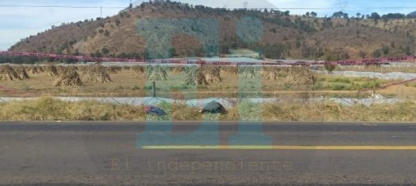 Hallan un cuerpo decapitado  en Chilchota