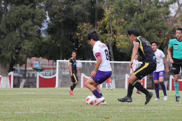 Soberano Zamora FC recibió a Monarcas Zacapu, los venció con un marcador de 3 a 1.