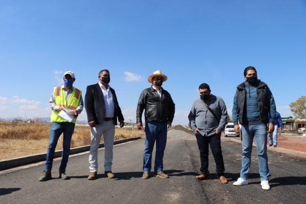 Crece infraestructura vial de Zamora
