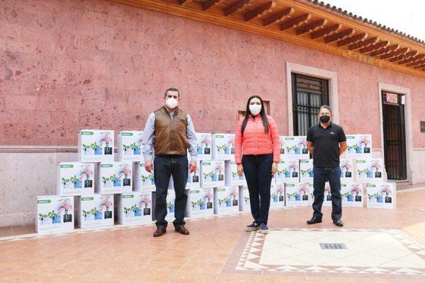 Adriana Campos anunció la llegada de los primeros 40 concentradores de oxígeno