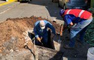 Apoya SAPAZ labores de limpieza y sanitización en espacios públicos