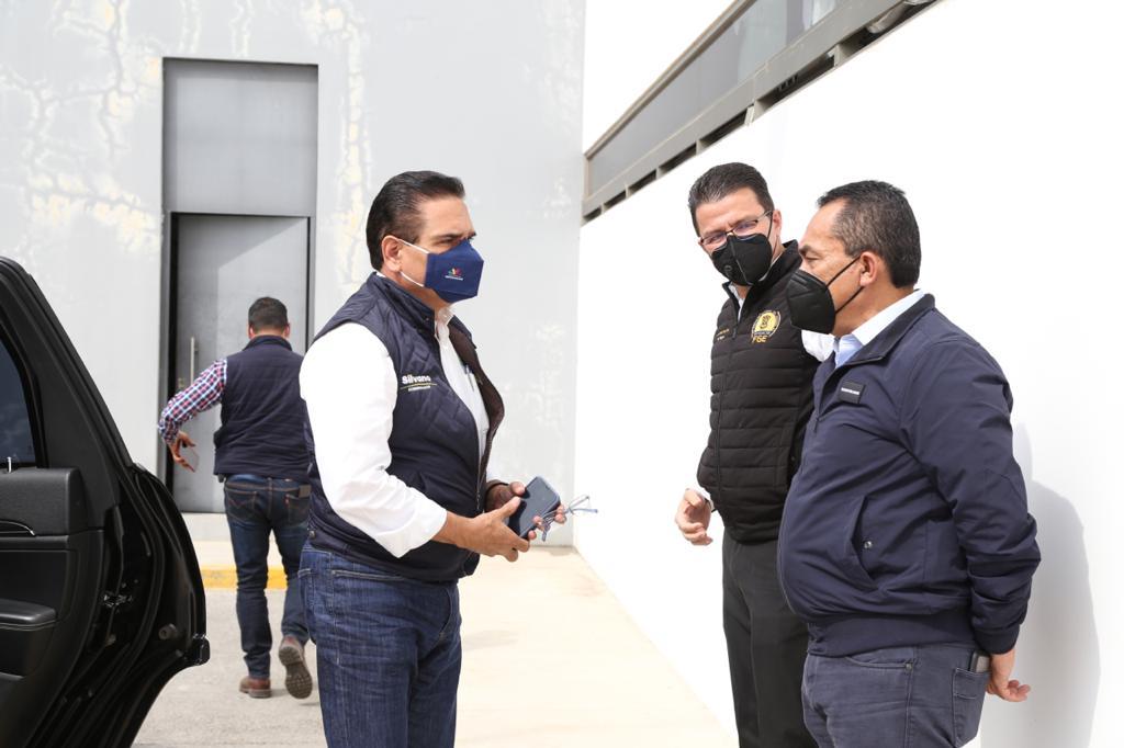 Destaca Adrián López Solís, aumento de judicialización de delitos de alto impacto, en Región Zamora