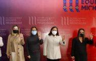 Llama PRD Michoacán a mujeres a identificar y denunciar la violencia política en razón de género