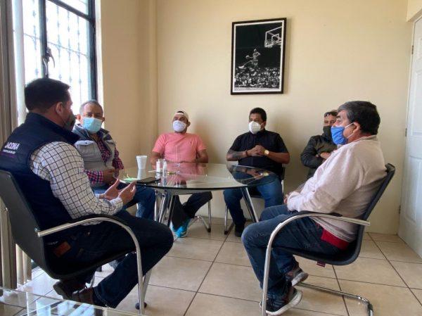 Unión de Tortilleros de Jacona se unen al Cierre Total este domingo