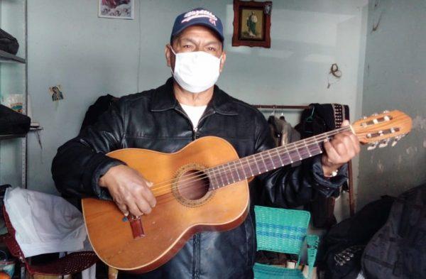 Los mariachis callaron; provocado por la pandemia