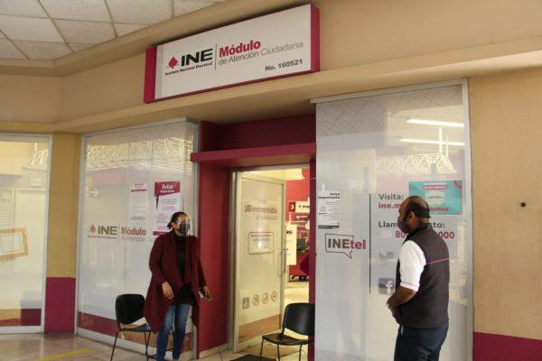 INE contrató 165 personas que capacitarán a ciudadanos en casillas electorales